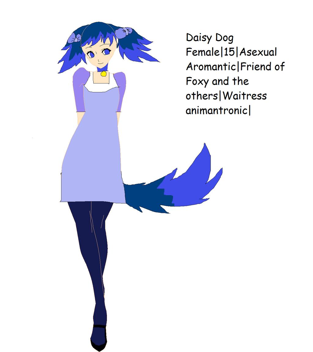 fnaf oc dog. new fnaf oc: daisy dog by fnaf-foxyfangirlx3 fnaf oc )