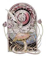 Anika's Mushroom by Ravensrow