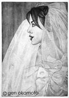 White Wedding by snowgen