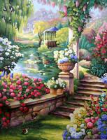 garden by kayla1495