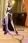 Dark Lady of the Sith Lumiya cosplay