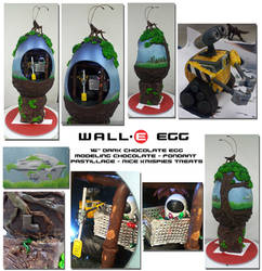 Wall-E Egg