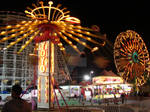 The YoYo and Ferris Wheel