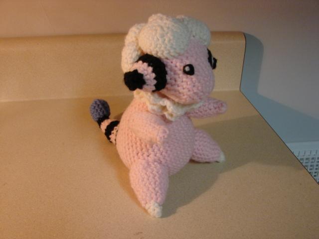 Amigurumi Forum Net : Flaaffy amigurumi by crochat creations on deviantart