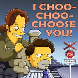 I Choo-Choo-Choose You by vicious-sock