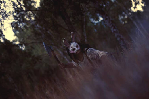 Anna - The Huntress (Dead by Daylight) - Cosplay