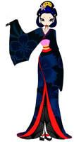 Kimiwarui S1 Outfit SAKU PRINCESS