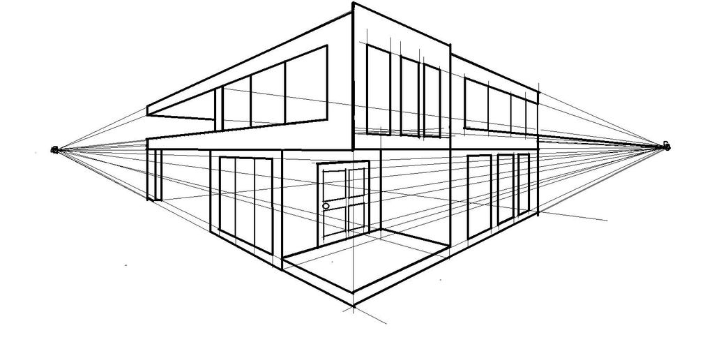 2 point perspective practitioner by ehridecastro