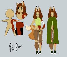FoxBorn by Yuumirou