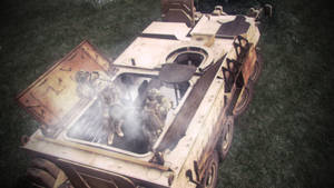 M1129 Mortar Carrier