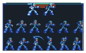MegaMan X Double Shot [Ver.PxZ]