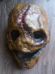 Thirteen scary masks: Rotten Face (#12)