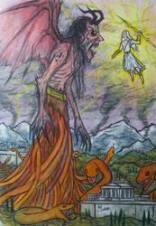 Zeus vs Typhon