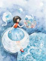 hydrangeas (3) by nguyenshishi