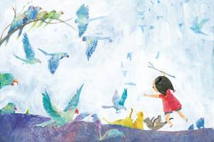 Parrot by nguyenshishi