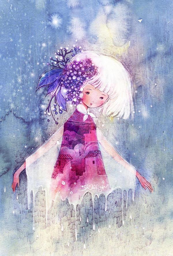 Rainyday by nguyenshishi