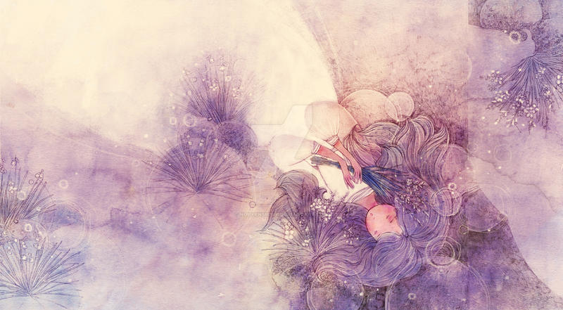 Lavender by nguyenshishi