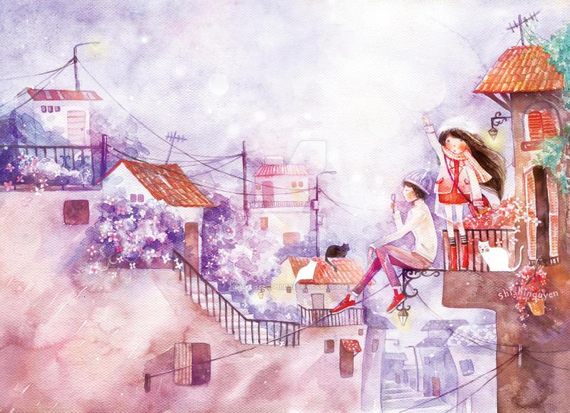 Soap bubble by nguyenshishi