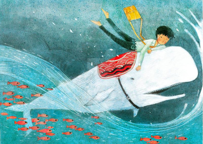 Whale by nguyenshishi