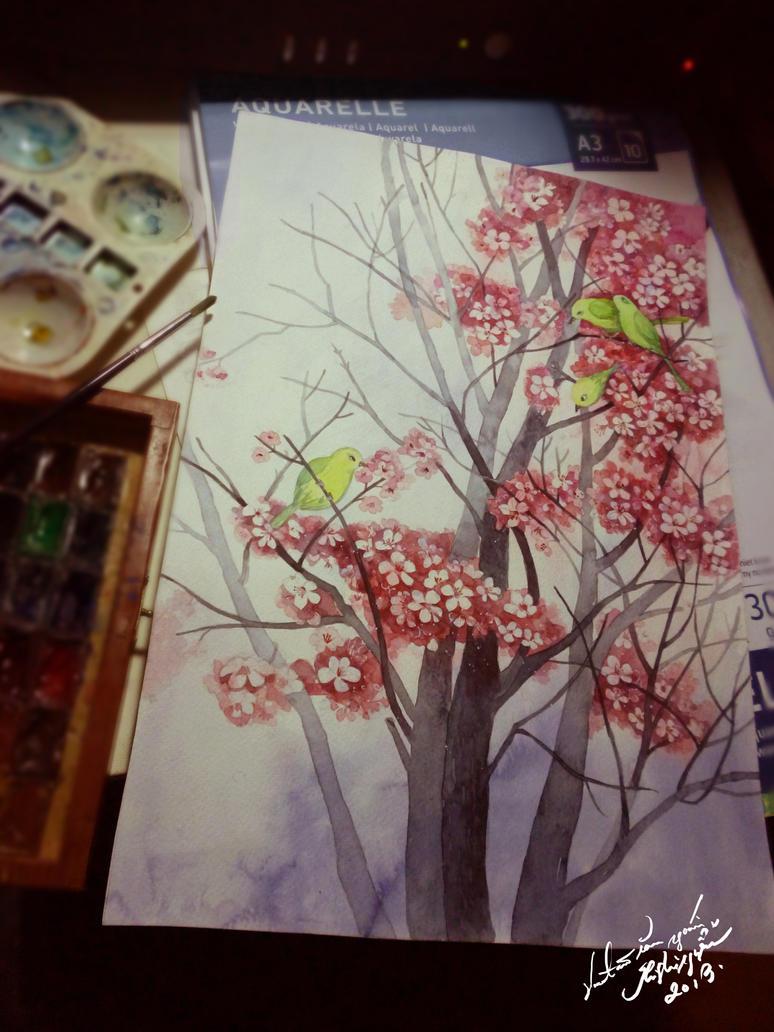 CherryTree by nguyenshishi