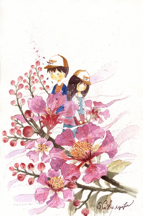 Rose of India by nguyenshishi