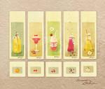 Fruit juice-Bookmark