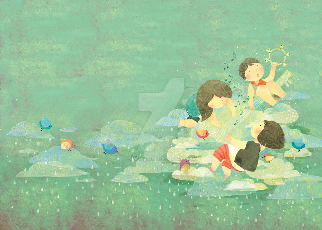 Cloud Party(2) by nguyenshishi