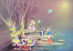 Children book illustration_The fairy tales 2