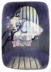 Children book illustration_The fairy tales 3