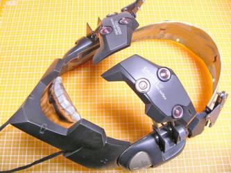 Raiden HeadGear by AKIOMI