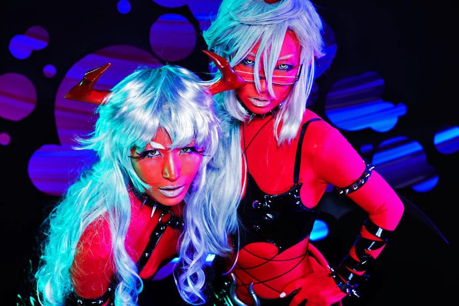 Daemon Sister by AKIOMI