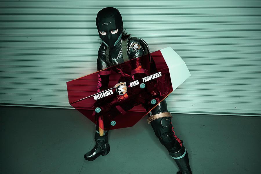 Metal Gear Solid Peace Walker by AKIOMI