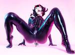 ONI-GIRL / Rubber Bug by AKIOMI