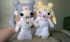Queen and Princess Serenity