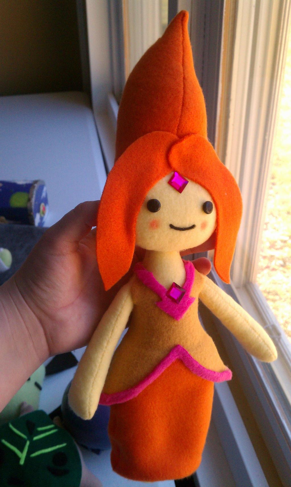 Flame Princess by TiffyyyCuppyCake