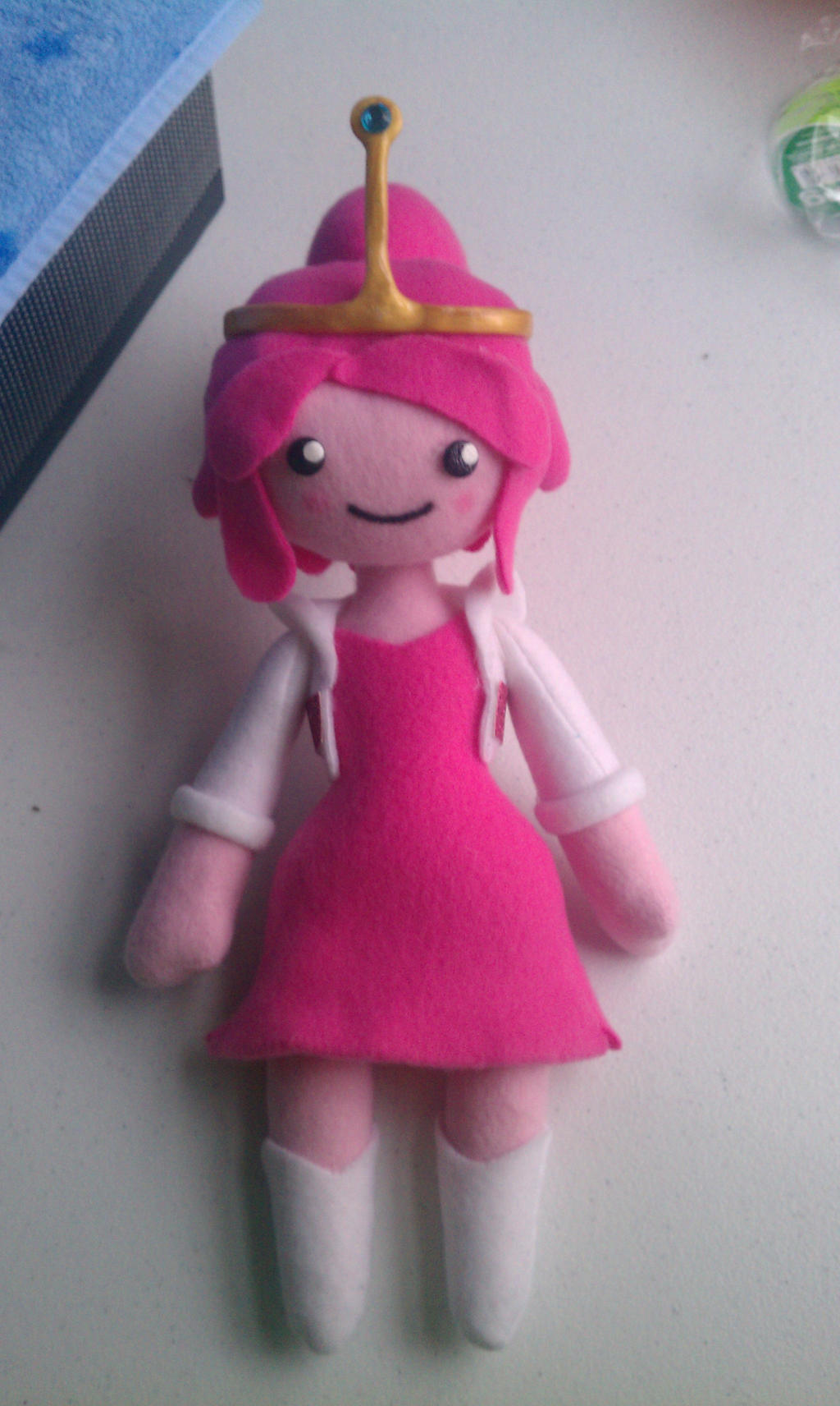Princess Bubblegum by TiffyyyCuppyCake