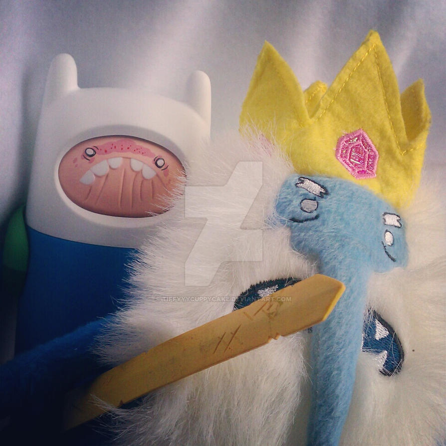 Death to Ice King by TiffyyyCuppyCake