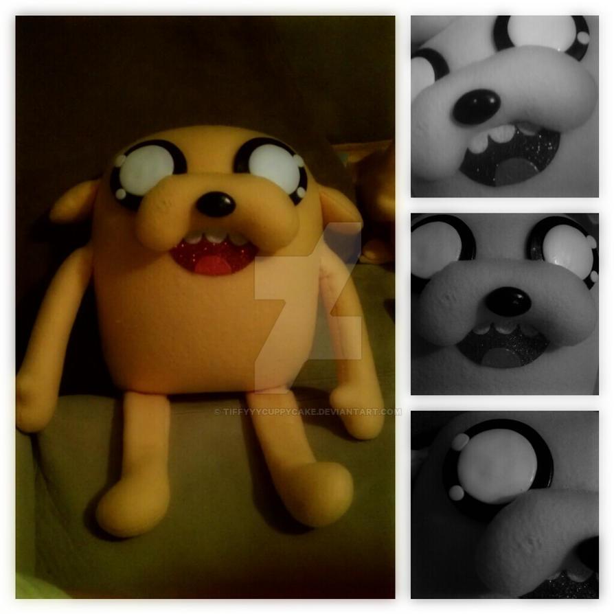 Jake The Dog by TiffyyyCuppyCake