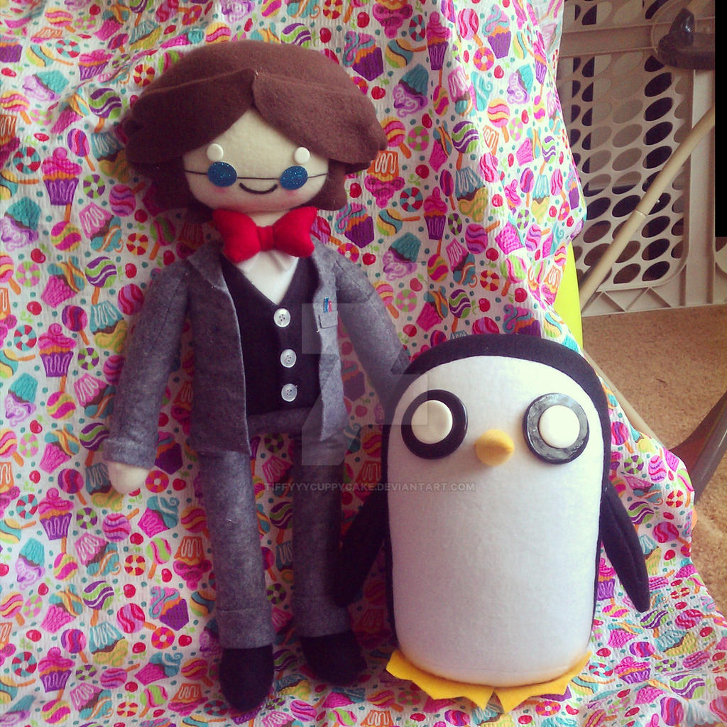 Simon and Gunter by TiffyyyCuppyCake