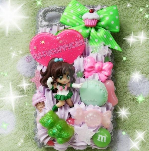 outlet store 5498c dfb6d Sailor Jupiter Decoden Phone Case 2 by TiffyyyCuppyCake on DeviantArt