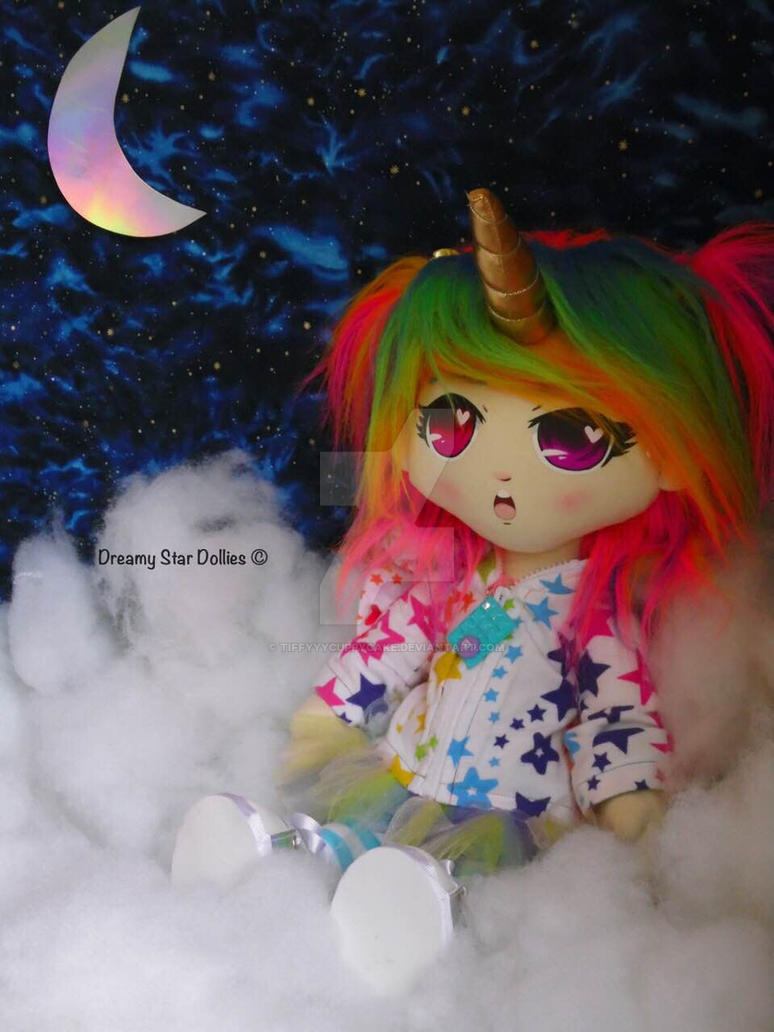 Dreamy Star Dollie Shylo 2 by TiffyyyCuppyCake