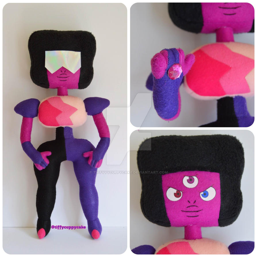 Garnet Plush by TiffyyyCuppyCake
