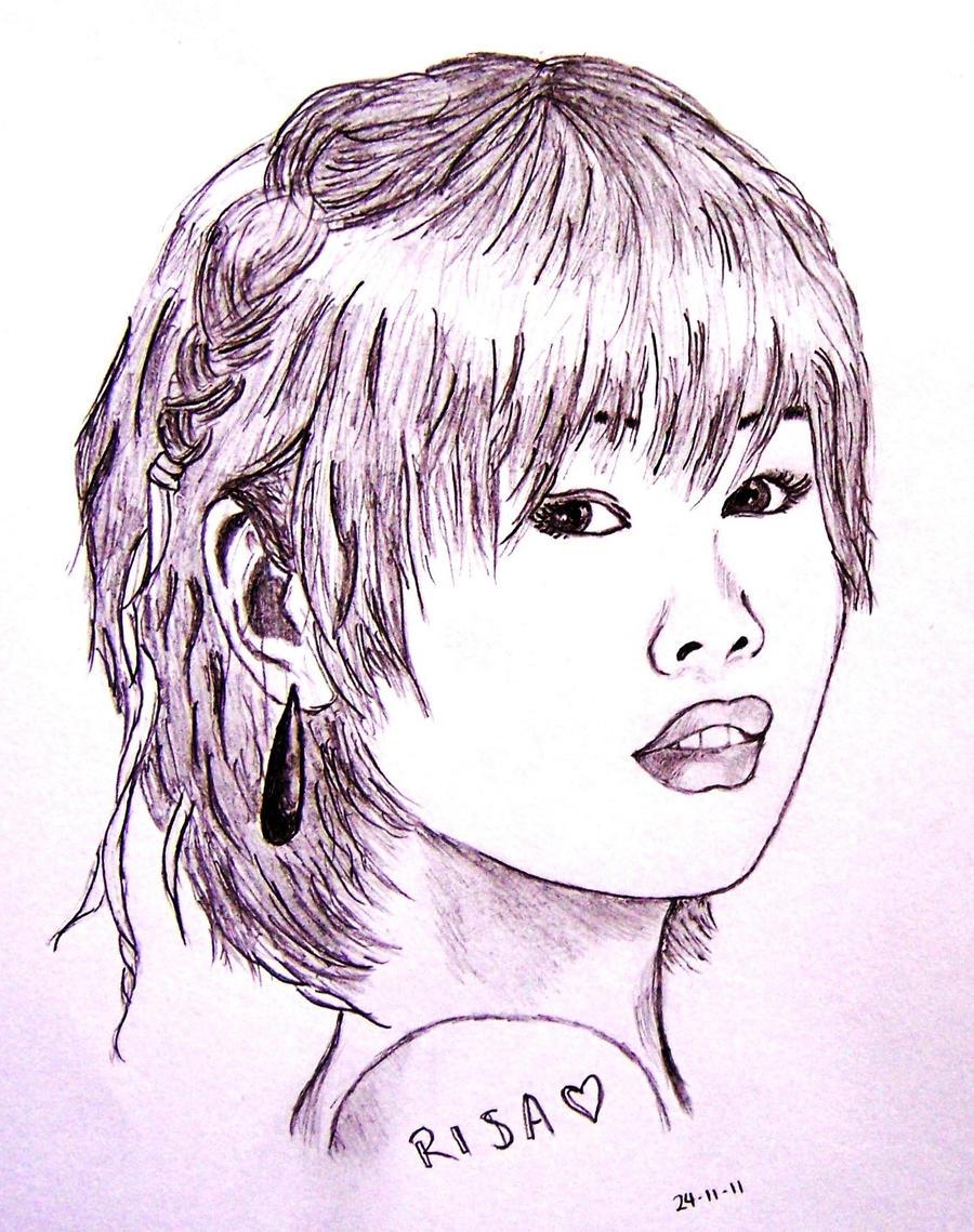 Risa Niigaki - Morning Musume by belabellissima