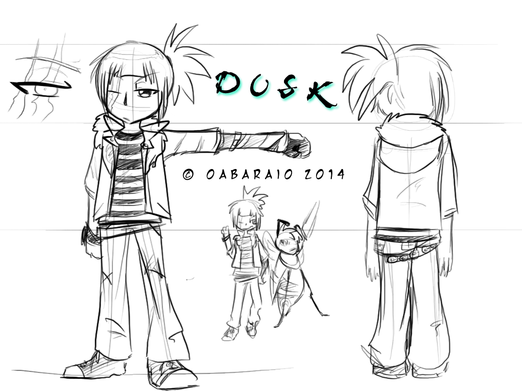 Trainer Dusk concept by 0Abarai0