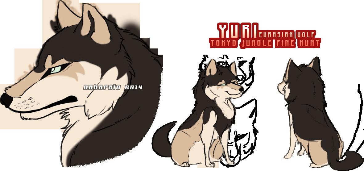 Yuri temporary ref by 0Abarai0