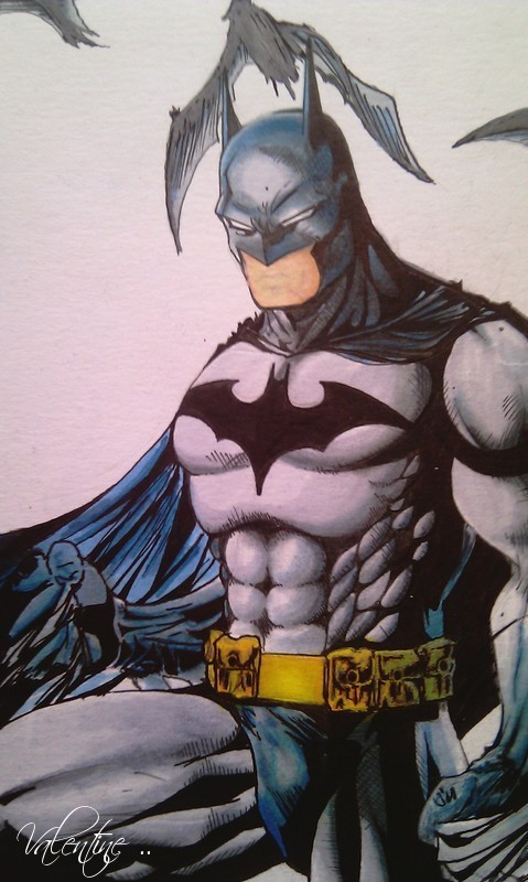 Batman by Pr0StyleZ