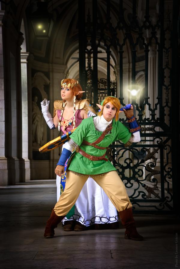Legend of Zelda - Protection by Gaaaooo