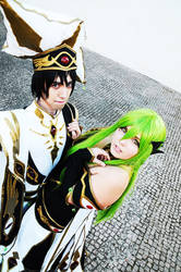 Code Geass - The witch and the Warlock by Gaaaooo