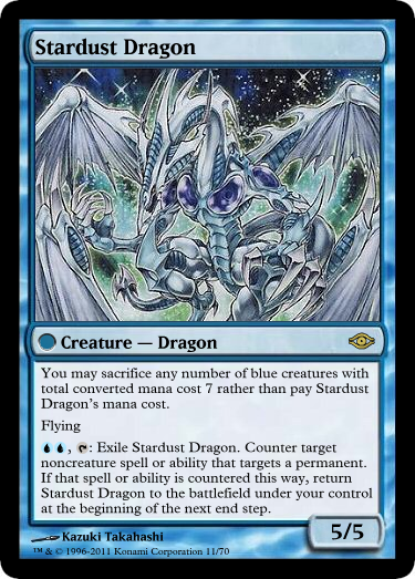 magic the gathering white dragon cards