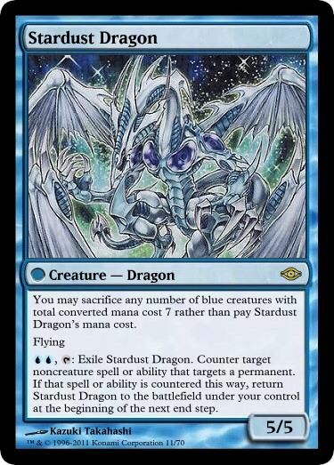 magic the gathering white dragon cards